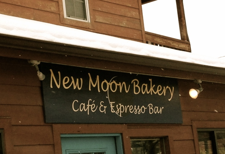 New Moon Bakery in Nederland, CO