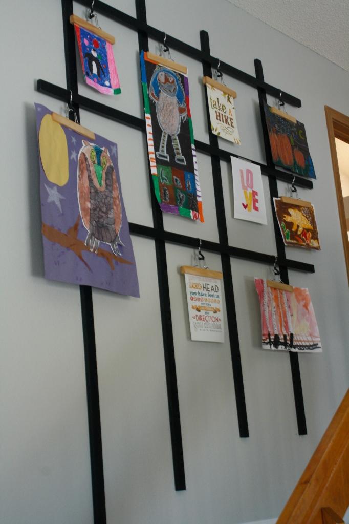 N's Art Wall