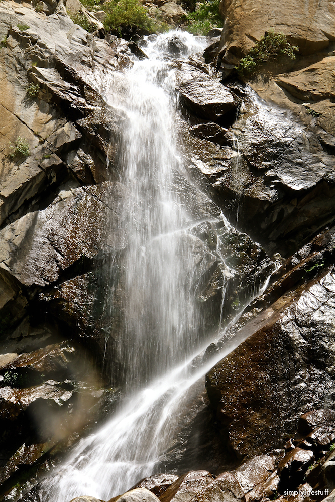 Agnes Vaille falls